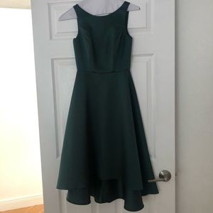 Alfred Sung High/Low Dress